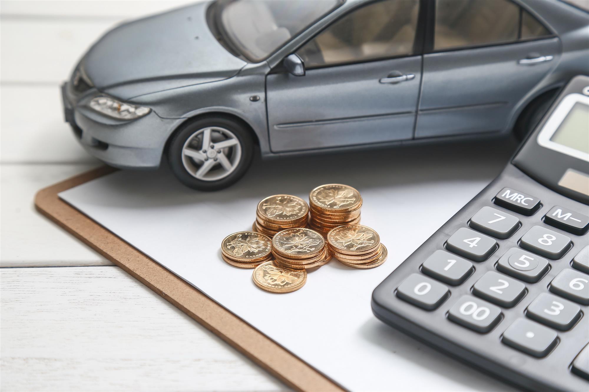 При покупке нового автомобиля страховка